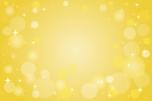 キラキラ輝くゴールドの背景イラスト