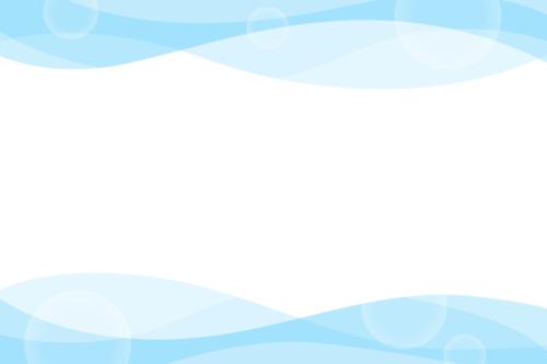 波(ウェーブ)の背景イラスト素材