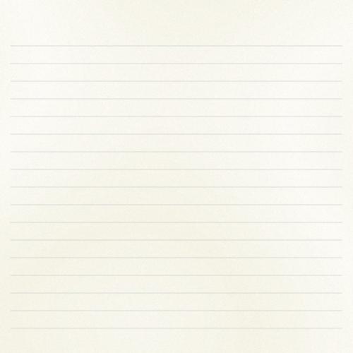 罫線が入ったノートの背景イラスト