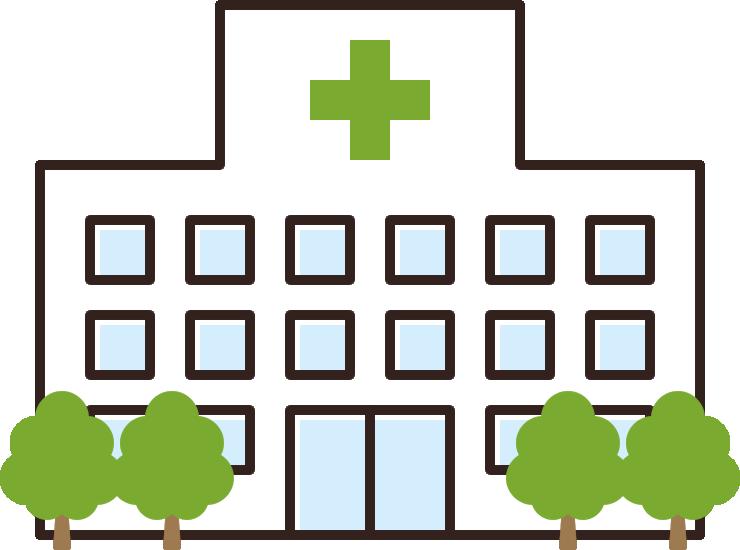 病院のイラスト - イラストストック