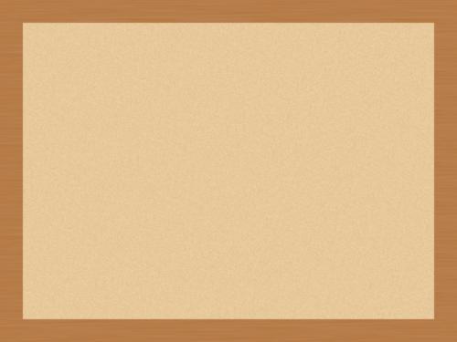 コルクボードのフレーム枠イラスト