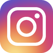 Instagram(インスタグラム)のアイコンイラスト<四角・カラー>