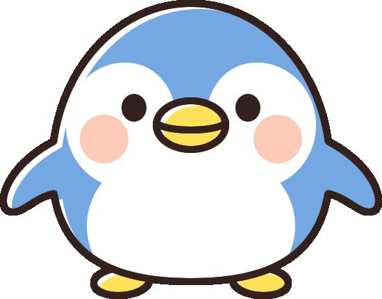 かわいいペンギンのイラスト イラストストック