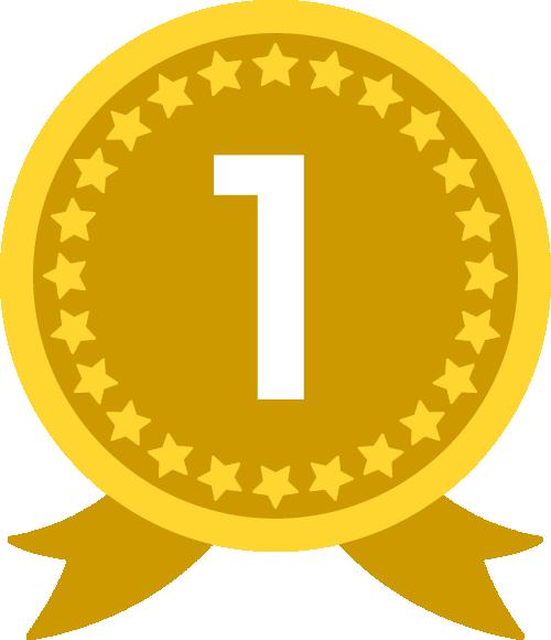 メダルのランキング 順位イラスト素材 1位 2位 3位 イラストストック